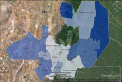 Tasa de Analfabetismo - Año 2010 - Dpto - Provincia Salta