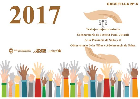 Trabajo Conjunto entre la Subsecretaria de Justicia Penal Juvenil de la Provincia de Salta y el Observatorio de la Niñez y Adolescencia en Salta